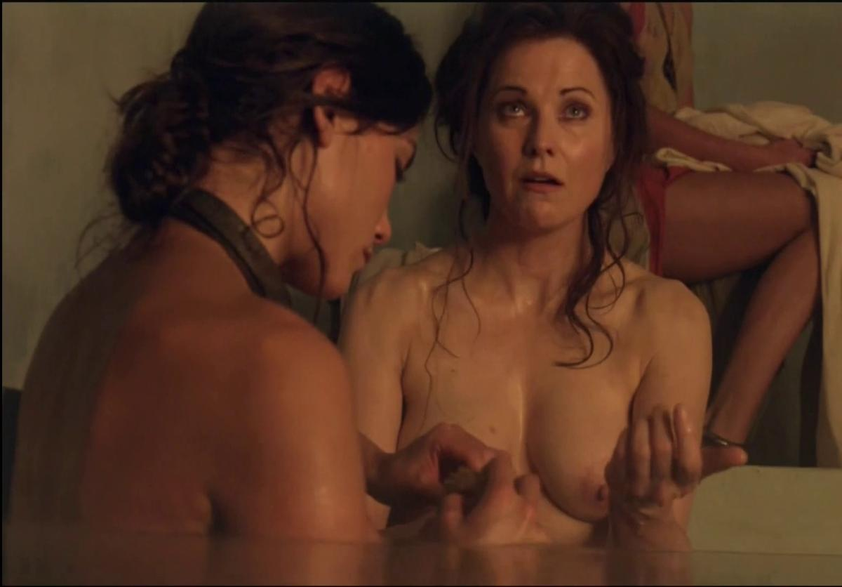 Lucy lawless lesbian from spartacus tata tota lesbian blog 7