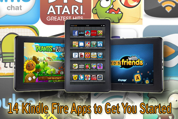 good apps for kindle fire