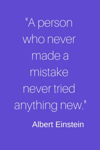 om misslyckanden