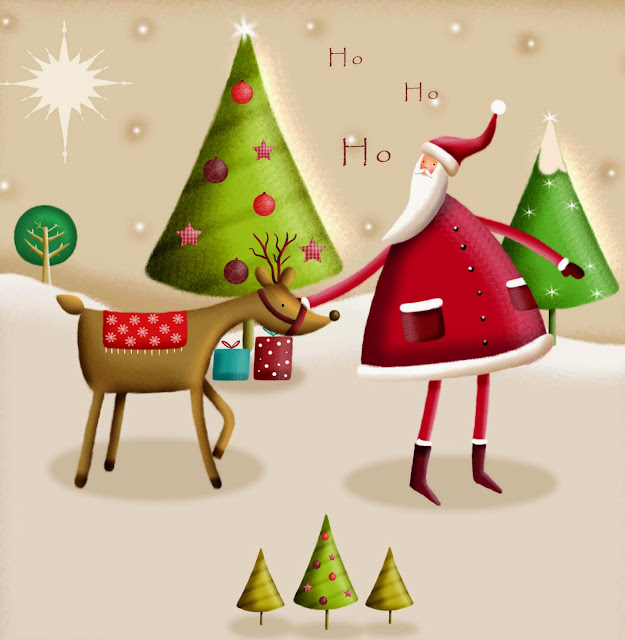Charity christmas cards for facebook