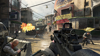 Call of Duty Black Ops 2 Multiplayer Screenshot