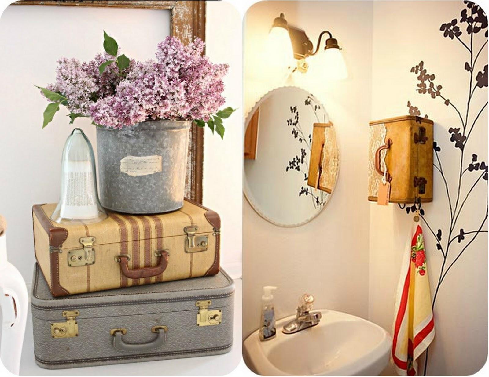 decoracao de sala retro:Este estilo de decoração é delicado, romântico e tem muita