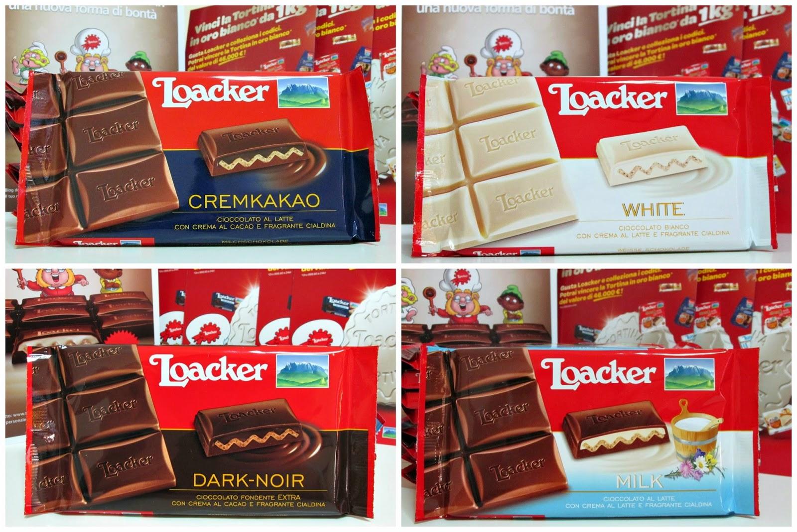 trnd & il cioccolato loacker