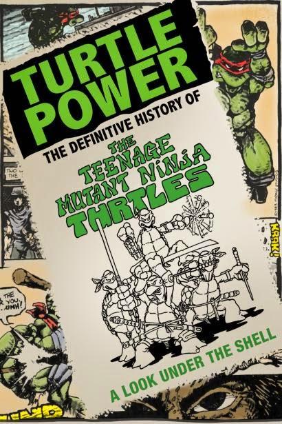 turtle power the definitive history of the teenage mutant ninja turtles poster Download – Turtle Power: The Definitive History of the Teenage Mutant Ninja Turtles – DVDRip AVI e RMVB Legendado (2014)
