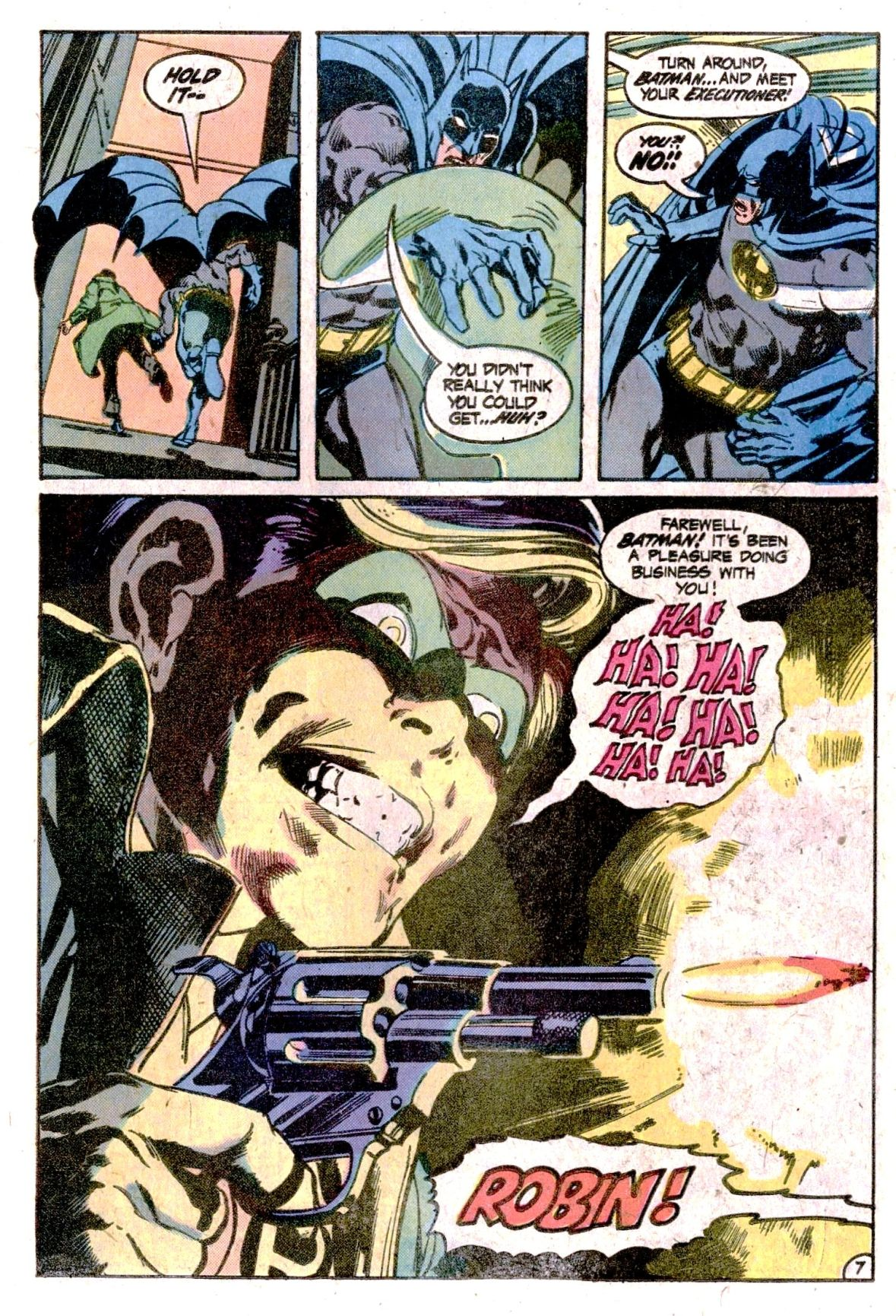 Detective Comics (1937) Issue #477 Page 11