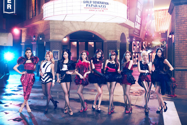 SNSD Girls Generation Paparazzi Wallpaper HD 소녀시대/少女時代