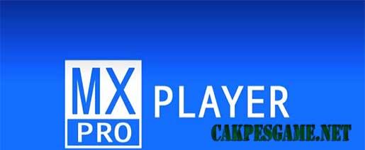 MX Player Pro Apk v1.8.2 + AC3/DTS