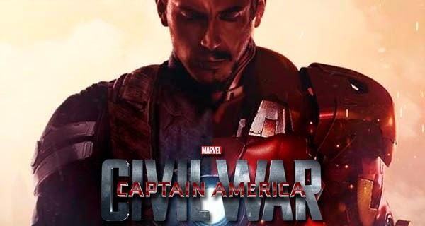 Capitán América 3: La Guerra Civil (Civil War)