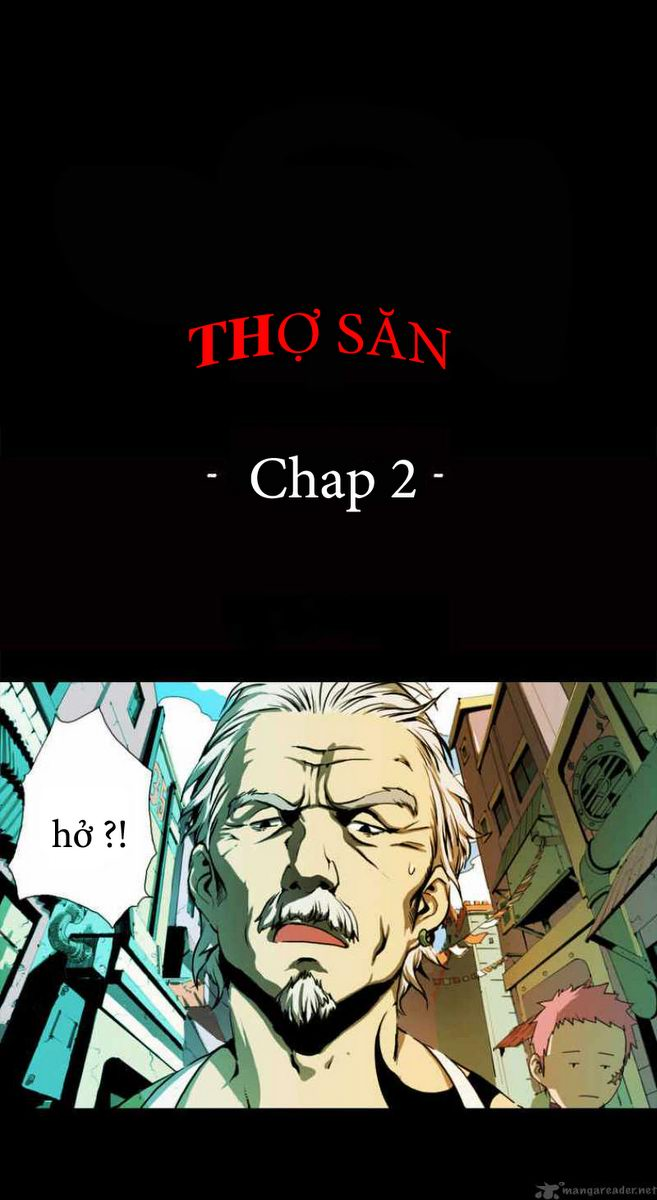 Chaser: Chapter 2