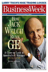 Skills How Jack Welch Runs General Electric
