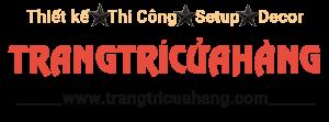 Thiết kế thi công sửa chữa Trang Trí Cửa Hàng TPHCM