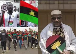 Biafra: IPOB speaks on change of name