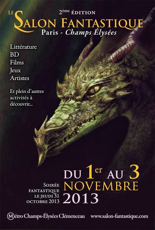 Variantes Salon Fantastique 224 Paris Du 1er Au 3 Novembre