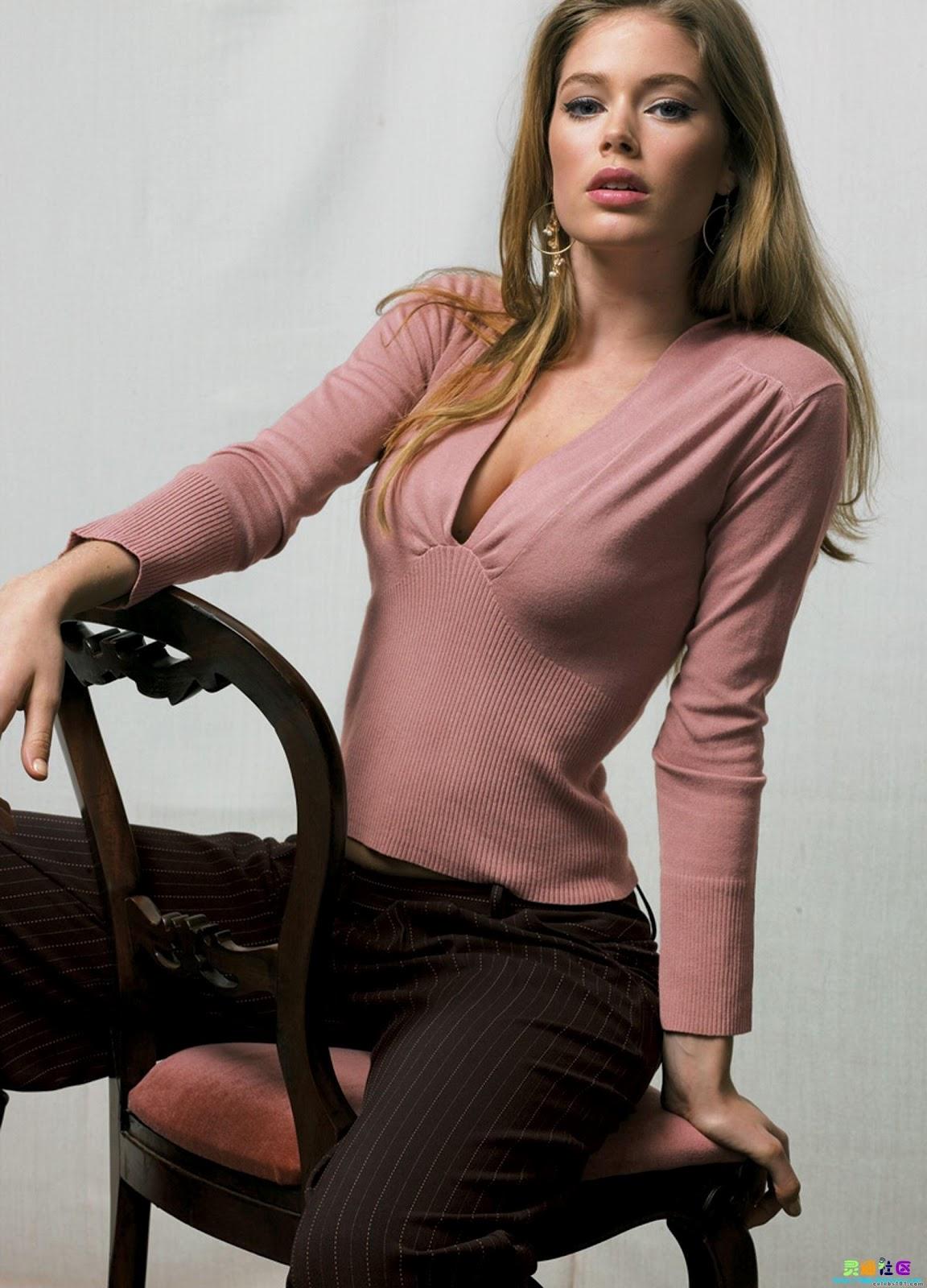 Allwalls: Hot Dutch model and actress Doutzen Kroes Mariah Carey
