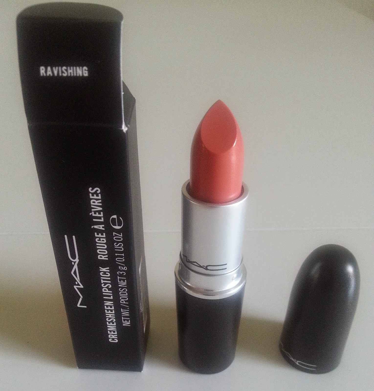 Amato ArtLab make up: I miei rossetti PESCA e CORALLO di MAC VN79