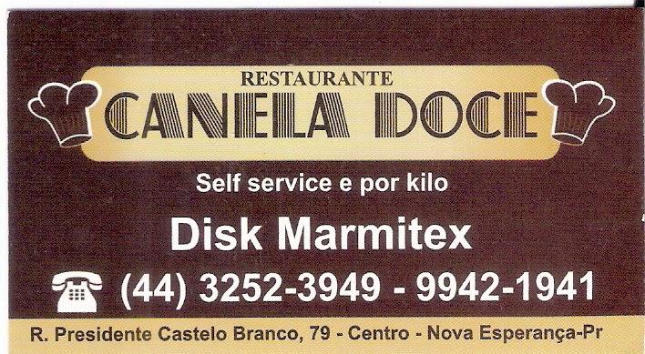 Restaurante Canela Doce
