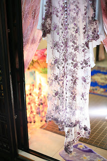 anaztasia tie the knot **: Review 6 : Baju Nikah (Solemnization Dress