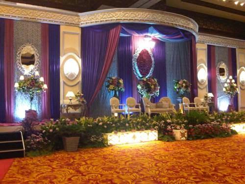 Sewa Dekorasi Pernikahan Semarang Murah