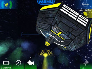 Screenshots of the Squadrons for Android tablet, phone.