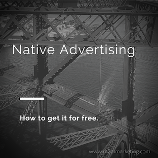 Native Advertising for Mom-owned Business | M2M Marketing