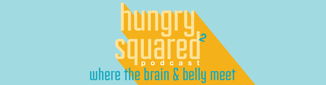 Hungry Squared Podcast Logo