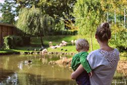Erst mit und durch unser Kind reflektieren wir unsere Kindheit (klick)