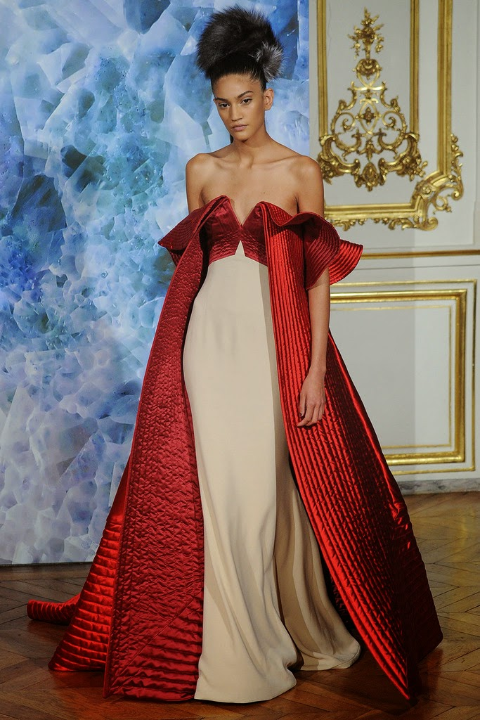Runway : Alexis Mabille Haute Couture Fall 2015