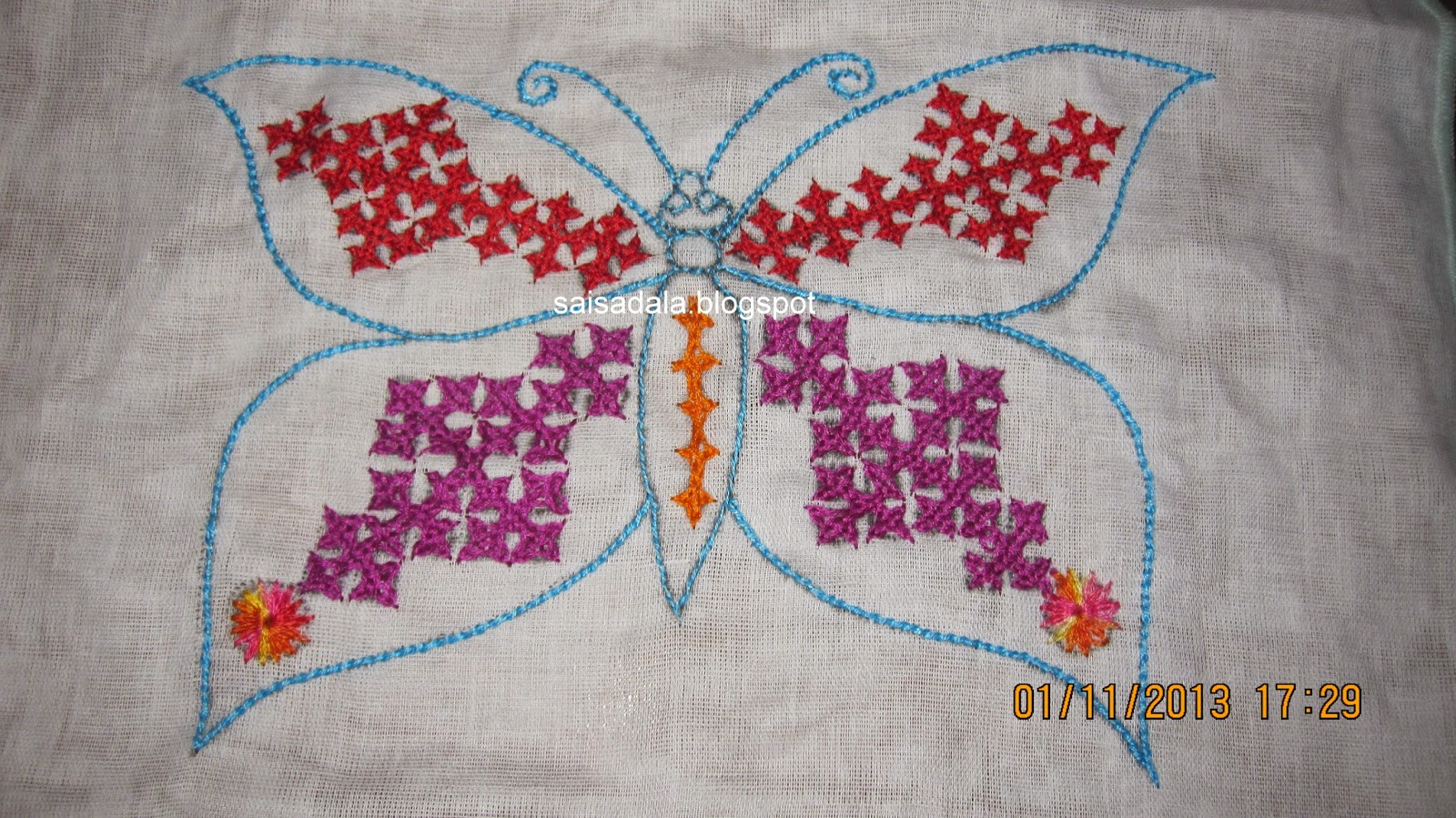 Sadala39s Embroidery Kutch Work