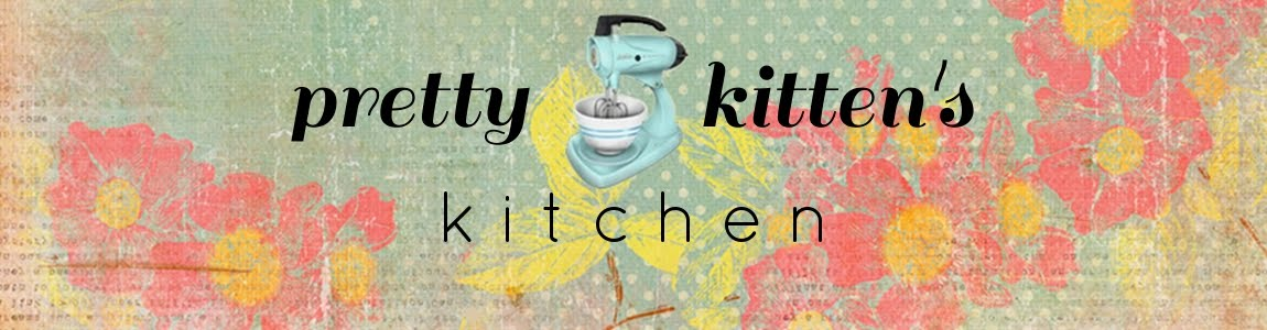 pretty kitten&#39;s kitchen