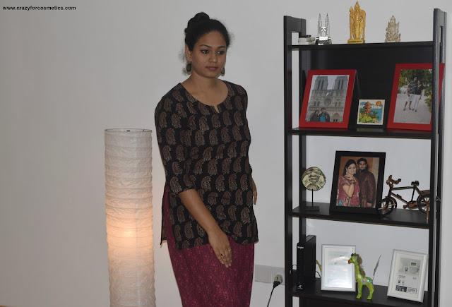 Indian ethnic handloom wear