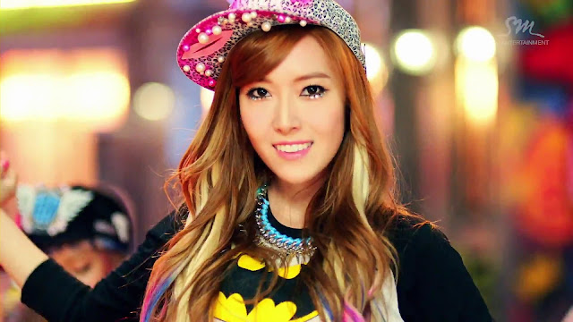 SNSD Jessica I Got A Boy Wallpaper HD