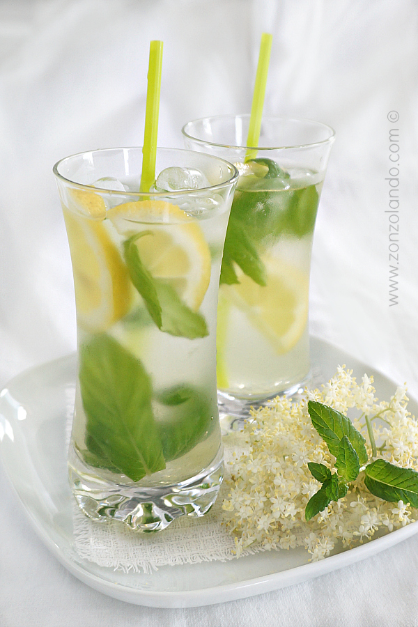 Come preparare l'hugo cocktail al sambuco aperitivo elderflower cocktail