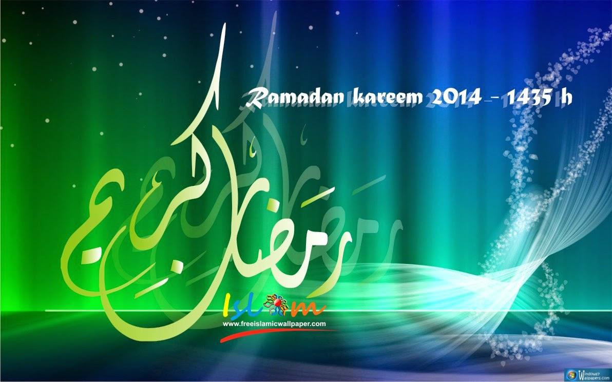 SMS Ucapan kata kata Ramadhan 2014 1435h