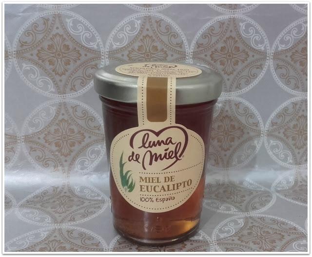 Miel Premium Luna de Miel Disfrutabox