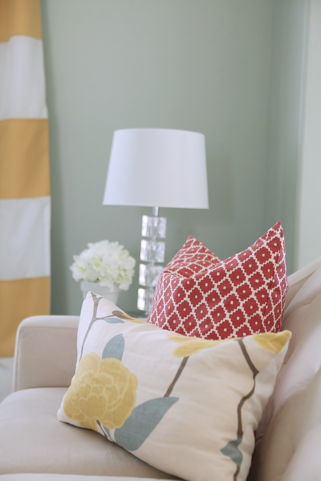 Palladian Blue Bedroom Color