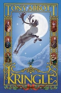bookcover of KRINGLE by Tony Abbott