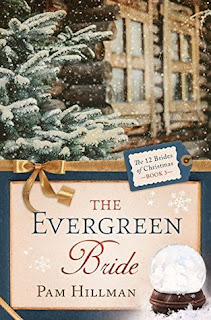 Heidi Reads... The Evergreen Bride by Pam Hillman