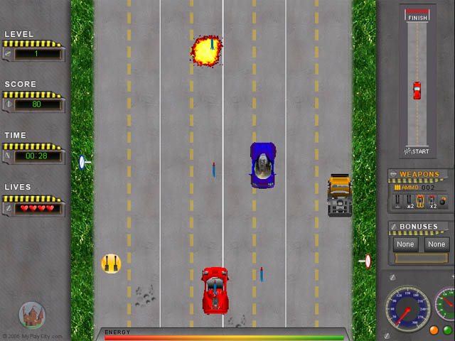 road attchk game full download