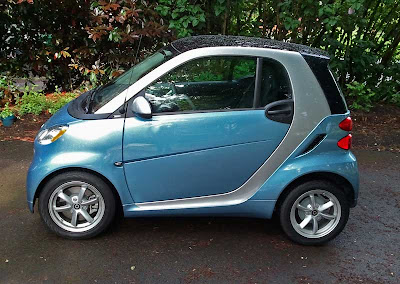 2011 Smart ForTwo Passion Coupe Subcompact Culture