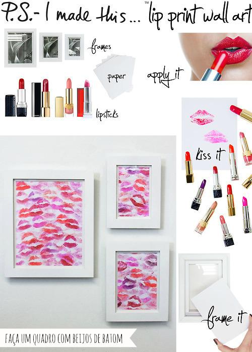 decoracao alternativa e barata para quarto:DIY Wall Art Ideas Tumblr