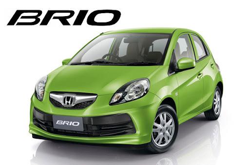 Honda Brio 2013
