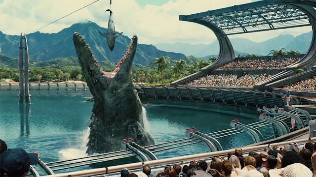 Jurassic World, czy warto odwiedzić kino?