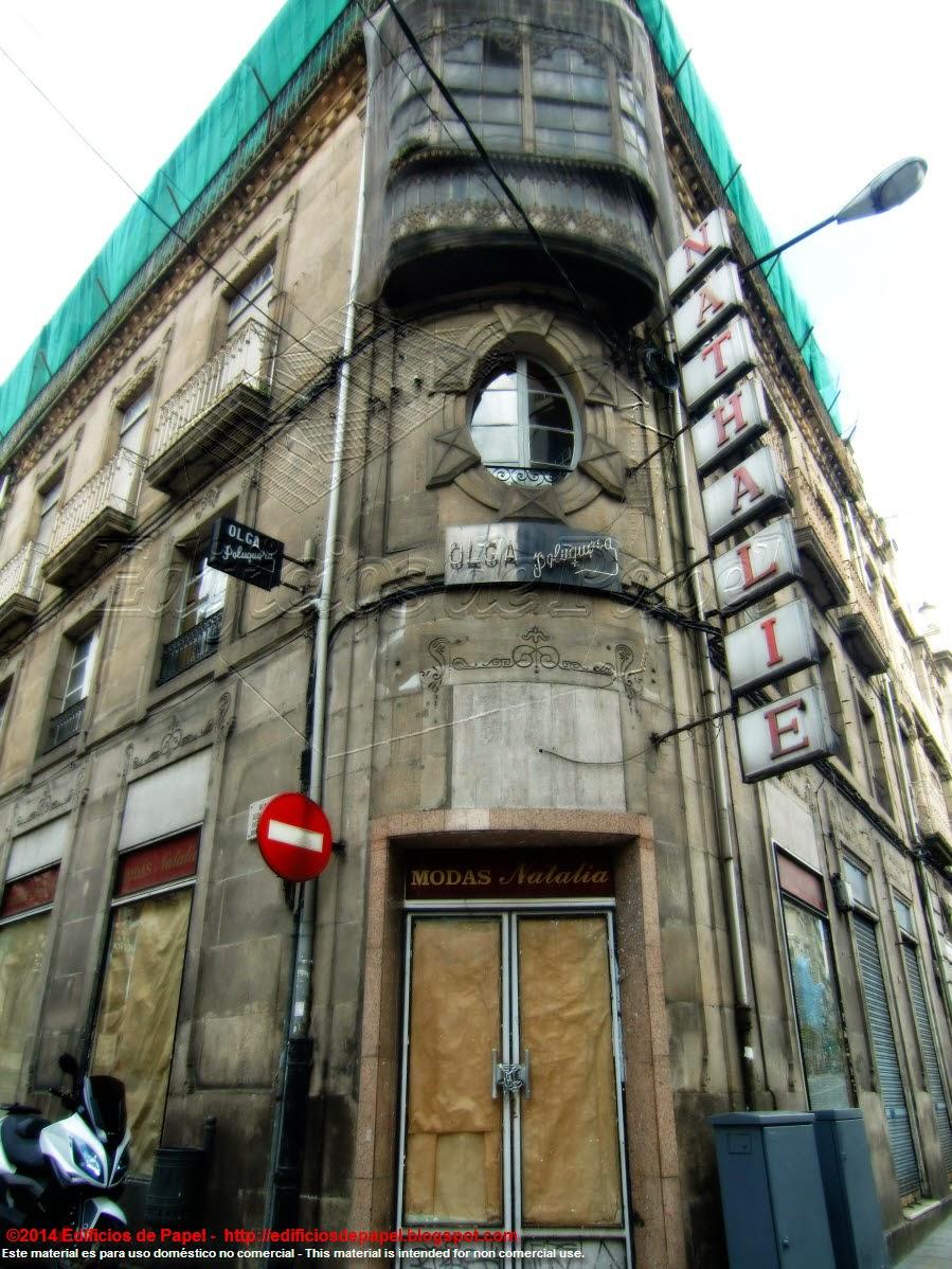 Casa de los Espada en Ourense
