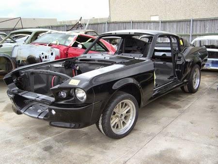 Mustang Performance