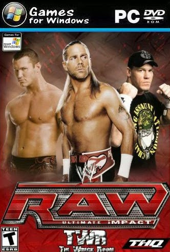 PC Game WWE Raw Ultimate Impact { 2014 Full Rip Free Download }