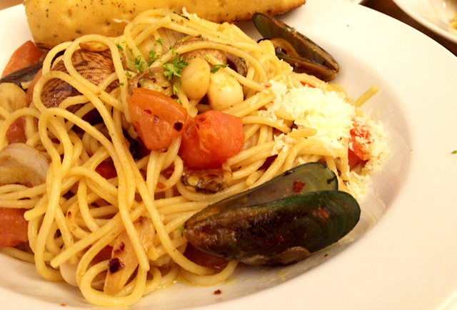 Amici - Pasta! Pasta! Pasta! of Mckinley Hill, Taguig ~ Geejay Travel ...