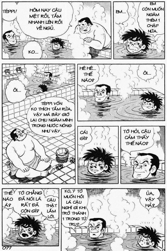 Siêu quậy Teppi chap 90 - Trang 32