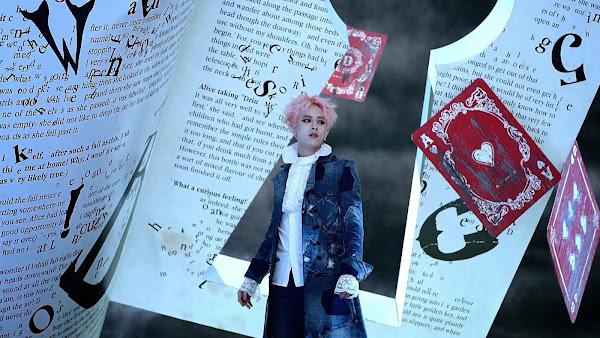 Boyfriend's Donghyun in Bounce MV