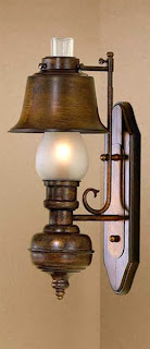 Aplique Pared Candeia I, lampara pared decorativa