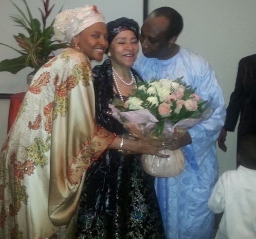 maryam abacha 68 birthday party